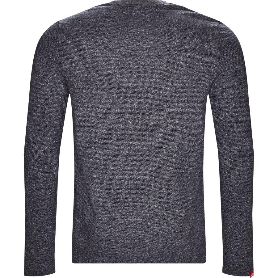 M6000. - M6000 - T-shirts - Regular - BLÅ MEL. - 2